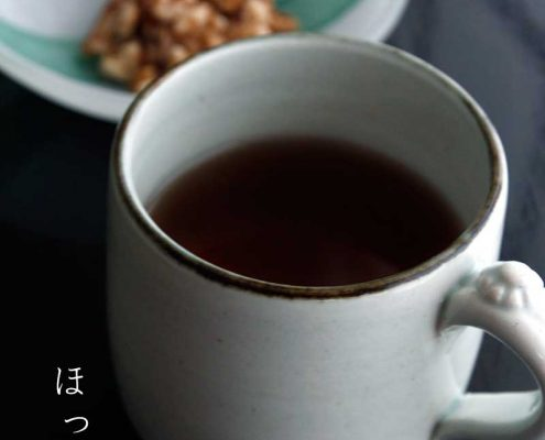 白磁カップ・長森慶