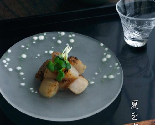 ぼんぼり皿・d.Tam