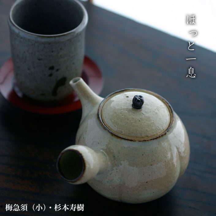梅急須・小・杉本寿樹