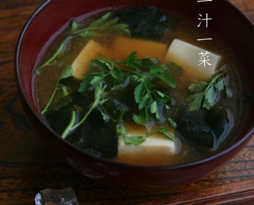 朱4.2寸汁椀・奥田志郎