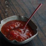 絵唐津しょうゆ皿No.2・中村恵子