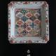 《九谷焼:南京赤絵花文四方向付・須田菁華》春本番を迎えるにふさわしい向付・・・です!
