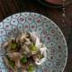 「何げない地味な秋の季節のお惣菜も美しい一品となって食卓を華やかせます。」
