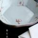 九谷焼:色絵金彩梅図折紙形向付・正木春蔵