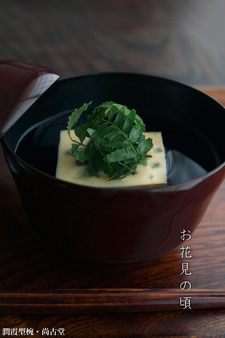 潤霞型椀・尚古堂|和食器の愉しみ・工芸店ようび